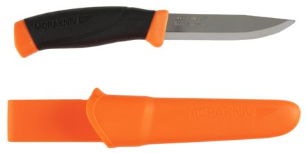 Mora 860F Companion Fluorescent, stainless steel