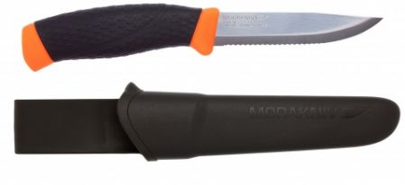 Mora Craftline,Rope, serrated