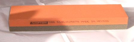 Norton Sharpening stone (combination)