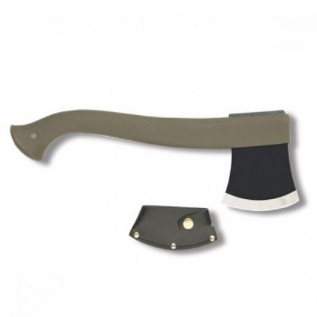 Camping Axe Military Green.