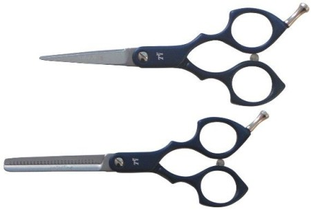 TRI Colorline scissor & thinner set (ABOVE)